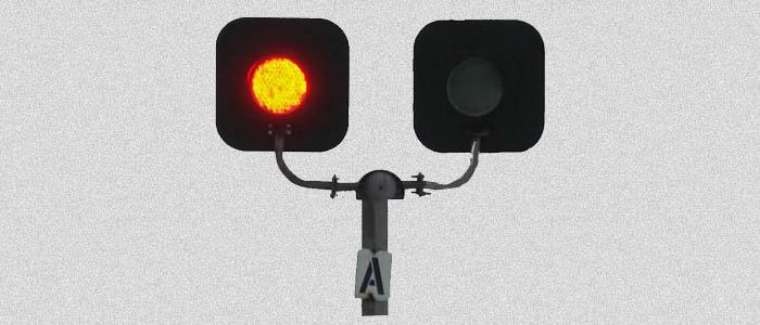 Светодиодные светофоры СП2-200-АТ и СП2-300-АТ