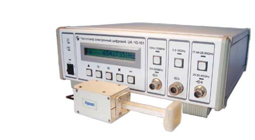 Частотомер электронный цифровой UA ЧЗ-101