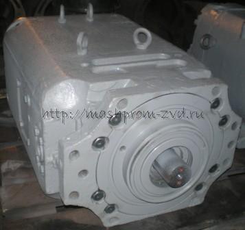 Пневмомоторы шестеренные косозубые 1К45МФ-Г