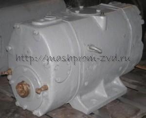 Пневмомотор шестеренный косозубый К18МЛ-Г , К18МФ-Г, 1К18МЛ-Г, 2К18МЛ-Г