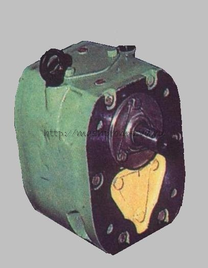 Пневмомотор шестеренный косозубый К5МЛ-Г ,К5МФ-Г