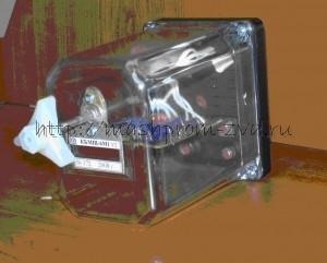 Блок конденсаторный малогабаритный штепсельный КБМШ-6М1