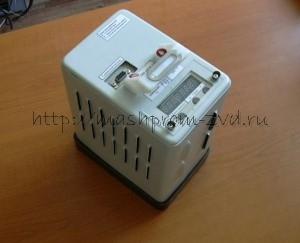 Путевой усилитель аппаратуры автоматического регулирования скорости модернизированный ПУ-АРСМ