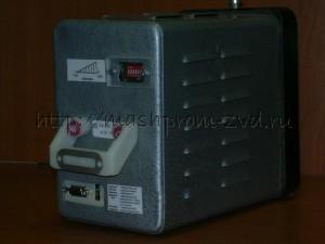 Путевой усилитель аппаратуры автоматического регулирования скорости ПУ-АРС