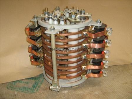 Токоприемники концевые серии К-3100А (К-3103А, К-3106А, К-3109А, К-3112А)