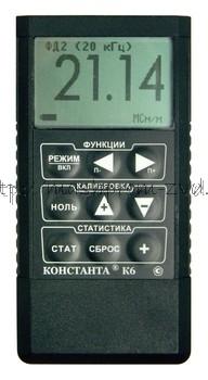 Константа К6 - измеритель электропроводности