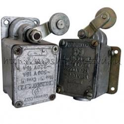 Выключатели концевые ВК-200, ВК-300