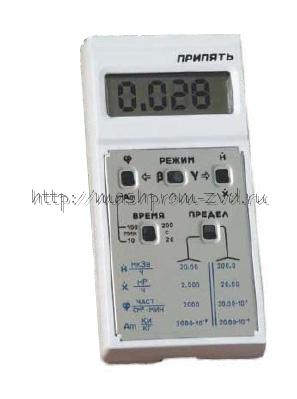 Радиометр бета-гамма излучения РКС-20.03 «ПРИПЯТЬ»