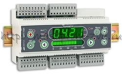 БРУ-110Н - Многофункциональная станция ручного управления на DIN рейку