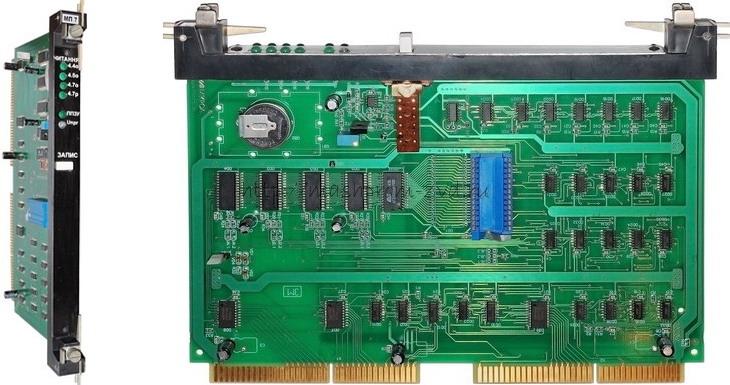 Модуль памяти контроллера ЛОМИКОНТ МП7
