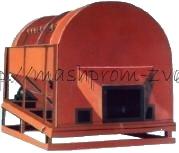 Грохот ГБаГ-1,2х1,5-В, ГБаГ-1,7х2,8-В (аналог ГЦЛ)