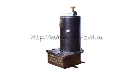 Контроллер рудничный взрывобезопасный КРВ-2М