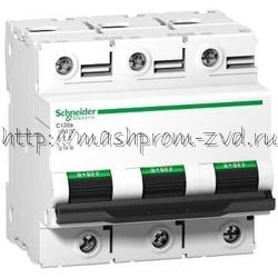A9N18365 Автоматический выключатель C120N 3P 80А (Schneider Electric)