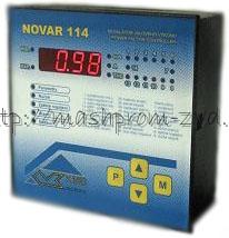 KMB-systems - Регулятор реактивной мощности Новар-114 КМБ-системс (Novar-114 KMB-systems 14 ступеней)