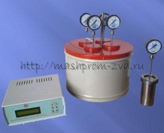 ТСРТ-2М – аппарат для оценки термической стабильности реактивных топлив в статических условиях