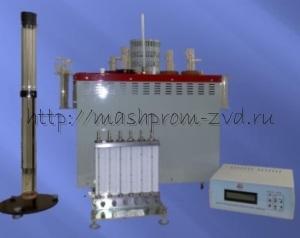 АПСМ-1М – аппарат для определения стабильности масел против окисления