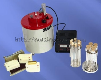 АКДМ – аппарат для определения коррозийного действия на металлы