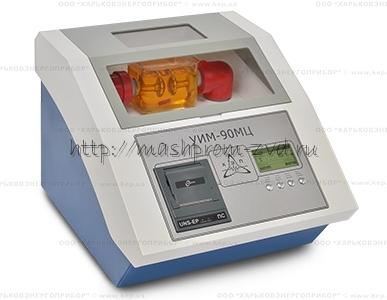 Установка для определения пробивного напряжения масла, цифровая автоматическая УИМ-90МЦ