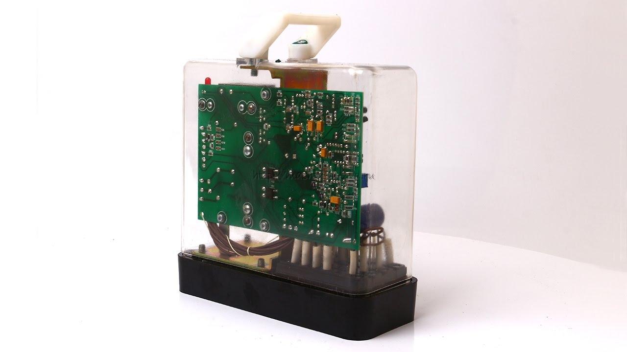 Автомат контроля изоляции АКИ-2М
