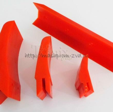 Скребки и лопатки из полиуретана