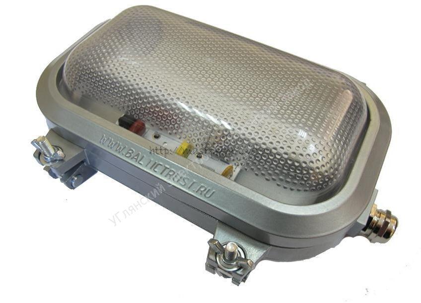 Светильник светодиодный ССД-117