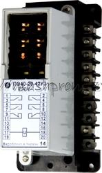 Реле промежуточные электромагнитные ПЭ44, ПЭ44-М