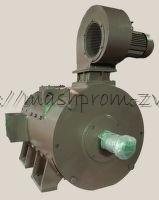 Электродвигатели постоянного тока экскаваторные серии МПЭ, МПВЭ