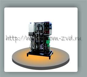 Биодизельная установка УБТ-1,0