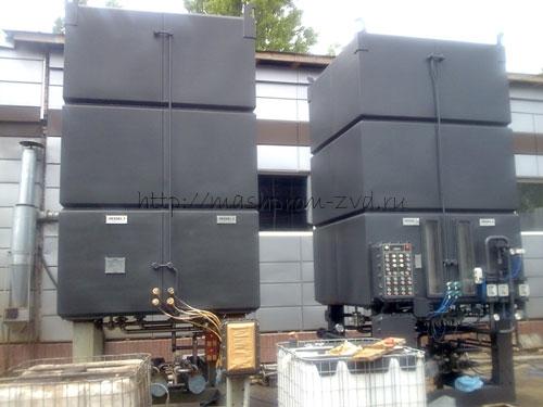 Биодизельная установка УБТ-0,6