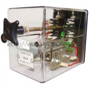 Блоки малогабаритные штепсельные: выпрямителя БВ-М и выпрямителя защищенный БВЗ-М