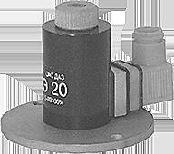 Приводы электромагнитные ПЭ20