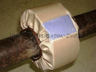 Кожухи защитные РИЗУР-Ф для фланцевых соединений химстойкие, жаростойкие, термоизоляционные
