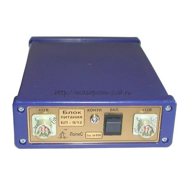 Блок питания БП 9/12 с NiMh аккумулятором