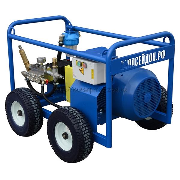 Высоконапорные водоструйные аппараты для труб и поверхностей «Посейдон ВНА-500-17»