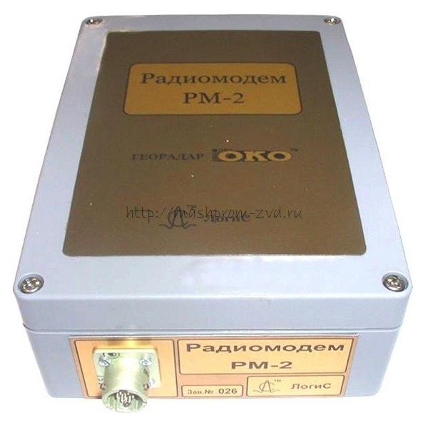 Радиомодем — РМ-2