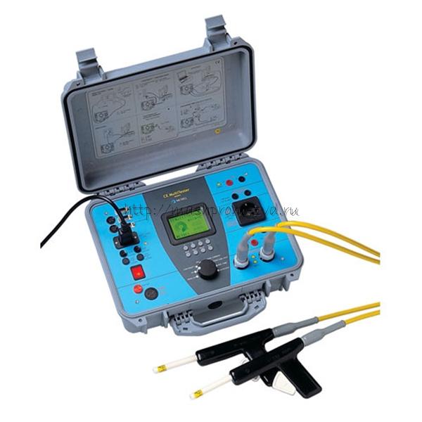 Установка для испытания параметров безопасности электрооборудования (5 кВ) MI 2094