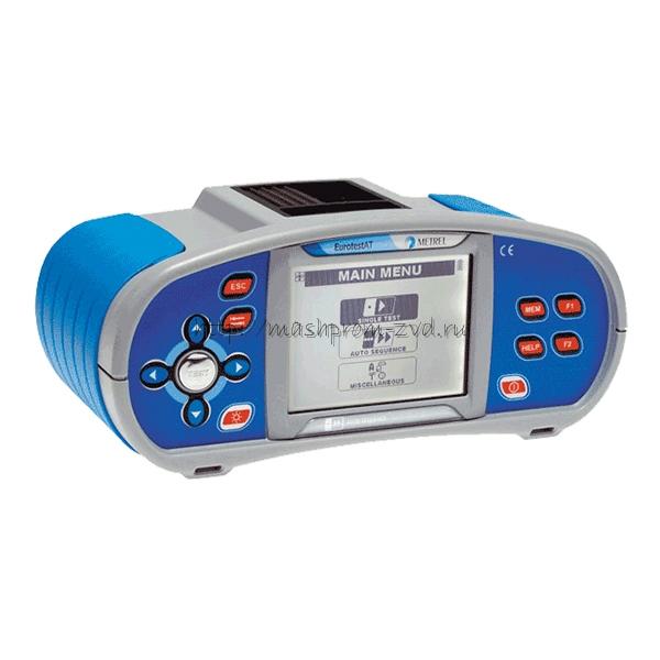 Многофункциональный измеритель параметров электроустановок MI 3101 EurotestAT