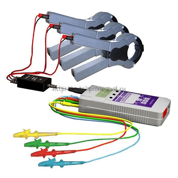 Прибор энергетика многофункциональный для измерений электроэнергетических величин «ПЭМ-02» (вольтамперфазометр)