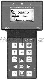Измеритель абонентских линий ВАЛ — опция «мост»