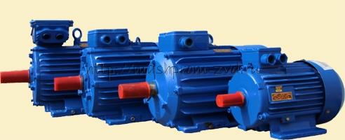 Асинхронные короткозамкнутые электродвигатели общепромышленного применения серий АИРУ, АМУ, 4АМУ, АИР, 4АМНУ