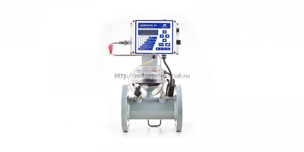 Комплекс для измерения количества газа СГ-Суперфлоу