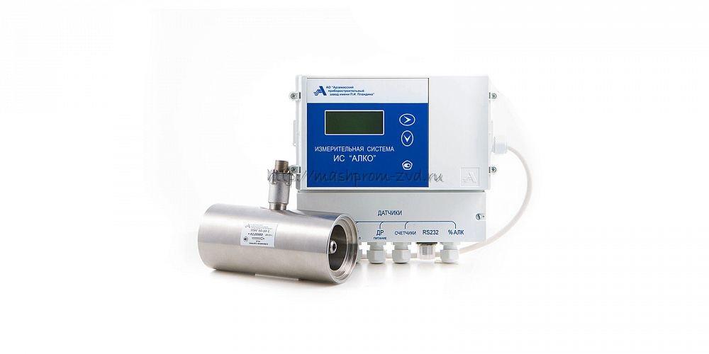 Измерительная система ИС АЛКО-3М