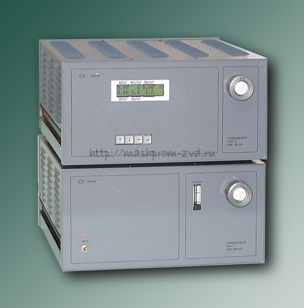 Многокомпонентный газоанализатор 305 ФА 02 (МАРС-5)