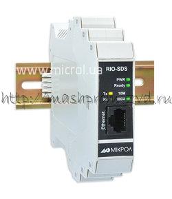 RIO-SDS Преобразователь интерфейсов RS-485 в Ethernet