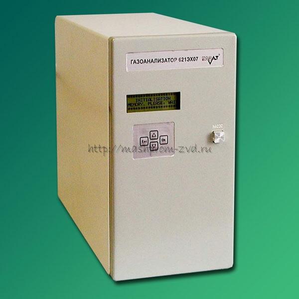 Стационарный газоанализатор оксида углерода 621ЭХ 07