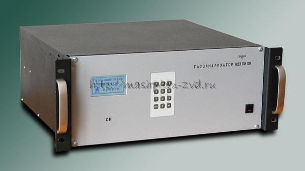Автоматический газоанализатор углеводородов 623 ПИ 08