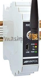 RIO-GSM Маршрутизатор для диспетчерского контроля и управления