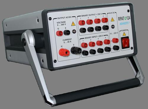 Испытательный комплекс «RPAT» (Relay Protection & Automatic Tester) ТУ У 26.5-23465204 - 002:2015 ( АФЗА.441461.004-02 )