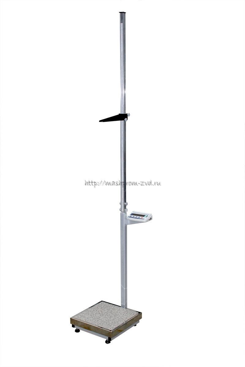 Медицинские весы с ростомером ТВ1-150; ТВ1-200; ТВ1-300