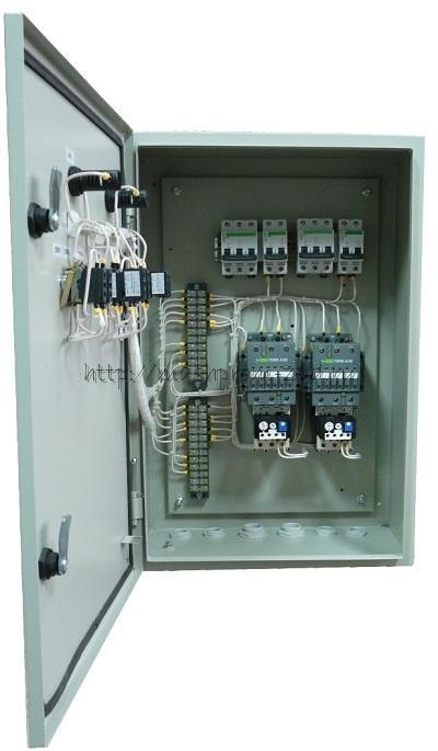 Ящики управления асинхронными электродвигателями Я5000